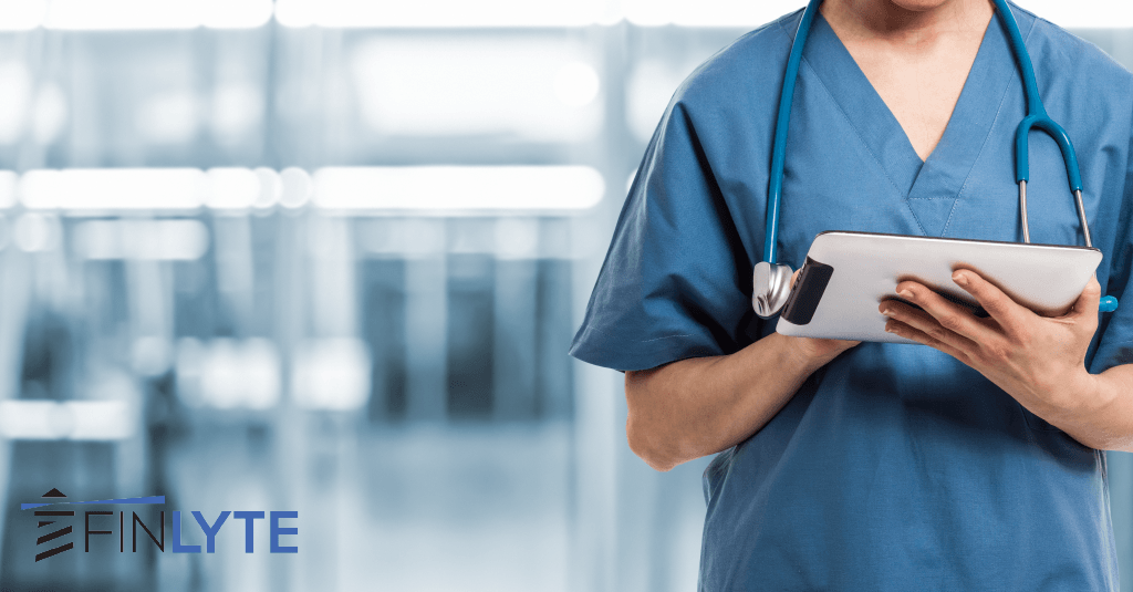 Healthcare providers can gain full visibility into financial performance with Finlyte's dedicated healthcare solution.